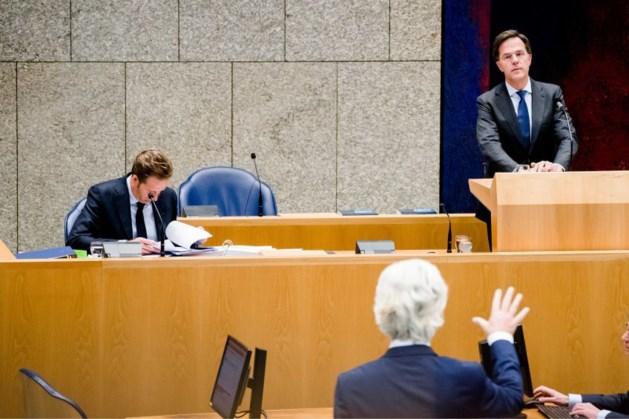 Premier Rutte wil adviesclub voor 1,5 metersamenleving
