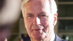 EU-onderhandelaar Barnier hekelt houding Britten tijdens Brexitgesprekken