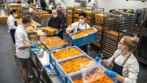 Maastrichtse cateraar levert vitaminen voor de minderbedeelden in coronatijd