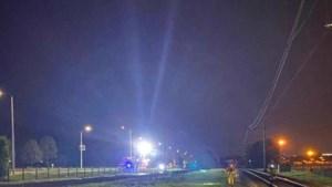 Fiets op spoor gelegd: trein beschadigd, hulpdiensten woedend