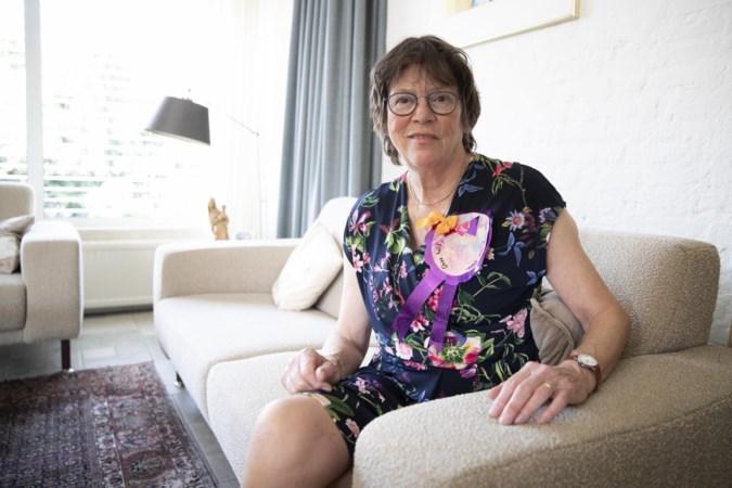 Vechter voor gelijke kansen Miep Kaiser uit Roermond benoemd tot ridder in de Orde van Oranje Nassau