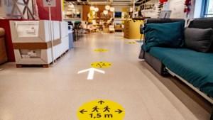 Ikea in Heerlen gaat weer open