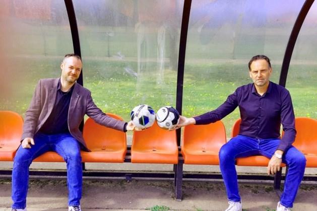 Eerst gezamenlijk eerste elftal RKVVL/Polaris en SCM, daarna fusie