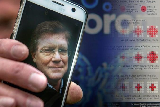 Nederlandse uitvinder bluetooth: 'Aanpak corona-app is bedroevend'