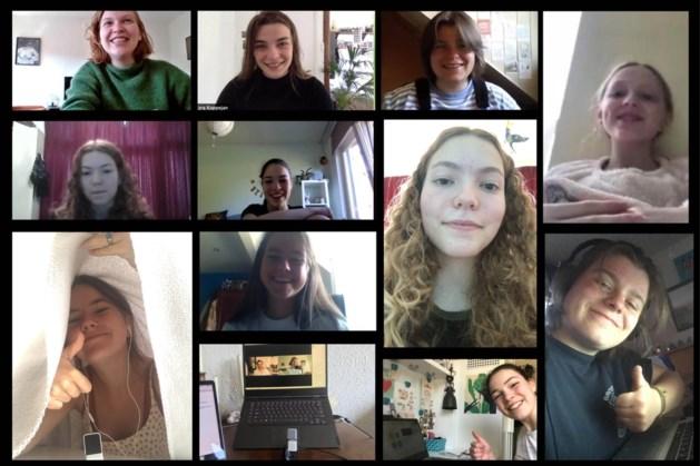 Podcast Maastrichtse jongeren over grotten tijdens WO II