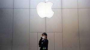 Apple stelt de productie van nieuwe iPhones een maand uit