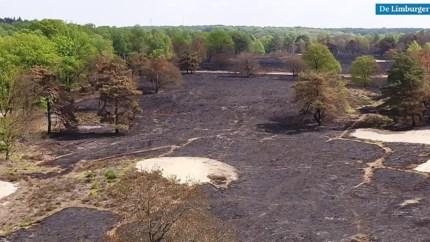 Video: Indrukwekkende dronebeelden van verwoesting De Meinweg