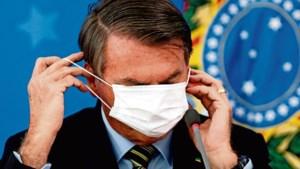 President Bolsonaro van Brazilië: 'Ooit gaan we toch dood'