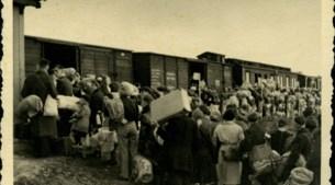 In Cosel, tachtig kilometer voor Auschwitz, hield het menselijke op