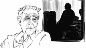'Mijn vader gaat op dit moment kapot van puur verdriet'
