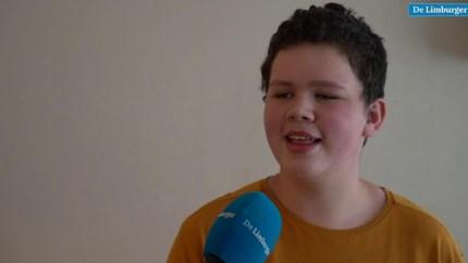 Video: Bram (13) zocht naar een schat en vond twee granaten uit de Tweede Wereldoorlog