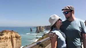 Sigrid en Marc kozen voor een relaxt leven in Australië