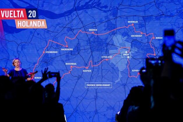Start Ronde van Spanje definitief niet in Nederland