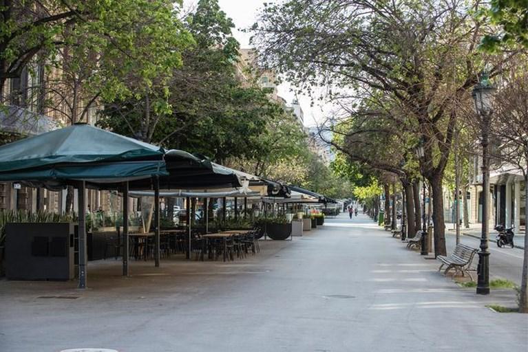 In deze Europese landen mogen terrassen, cafés en restaurants binnenkort weer open