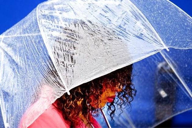 Thuisblijven is de komende dagen zo'n straf nog niet: 'Hagel en onweer op komst'