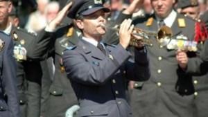 John Bessems eenzame trompettist op de Dam