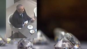 Man steelt diamant van 40.000 euro bij juwelier Amsterdam