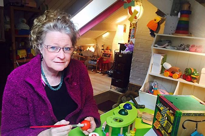 Odet geeft houten speelgoed een tweede leven