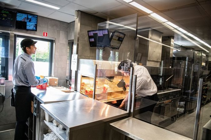 McDonald's: Met deze aanpassingen worden restaurants coronaproof