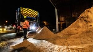 Rijkswaterstaat: op een na laagste verbruik strooizout ooit