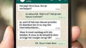 Politie pakt 24 verdachten op van Whatsappfraude