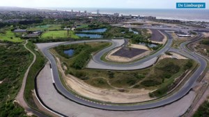 Dronebeelden: Op circuit Zandvoort blijft het stil dit weekend