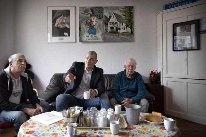 Veteranen mogen van Heerlen in Eldershoes blijven, verkoop van het pand gaat niet door