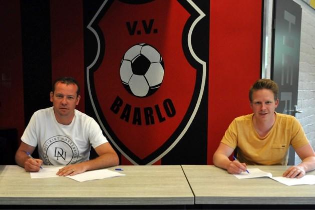Tim Nabben volgt Joeri Janssen op als trainer VV Baarlo