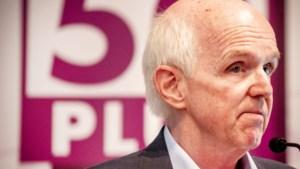 50PLUS-voorzitter Dales dreigt met royement Kamerlid