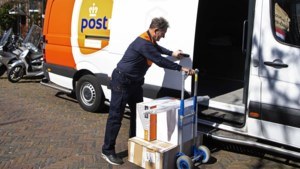 PostNL haalt meer omzet uit pakketjes door corona