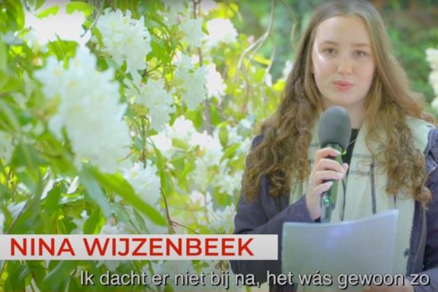 Video: scholiere Nina Wijzenbeek en burgemeester Roemer maken videoboodschap voor dodenherdenking