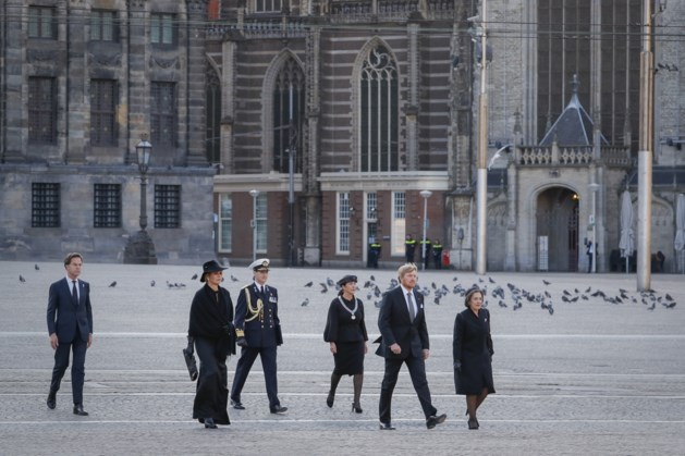 Nederland twee minuten stil voor oorlogsdoden