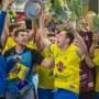 Handbalsters BFC en reserveteam Bevo promoveren naar eredivisie