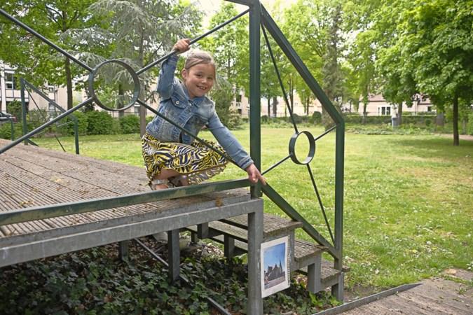 Floddertje inspiratiebron voor fototocht van zevenjarige Sien uit Stramproy