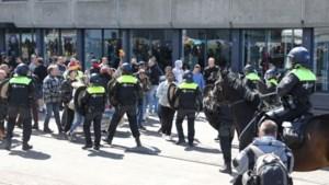 Tientallen anti-lockdownactivisten aangehouden bij demonstratie in Den Haag