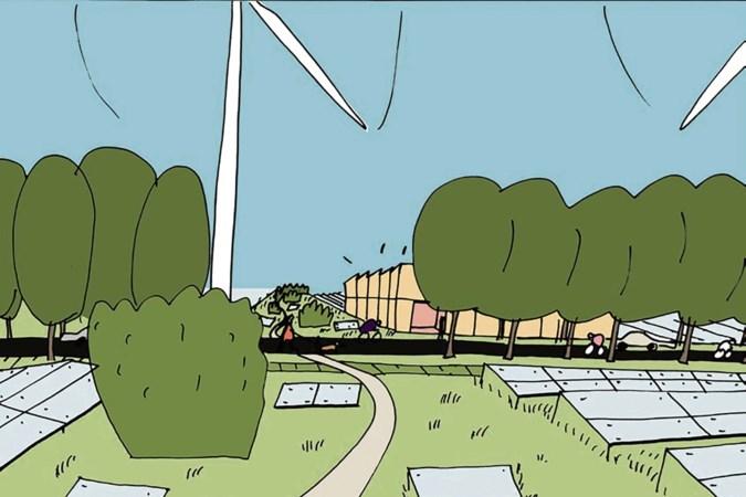 Extra service Bergen bij eerste officiële inspraak Energielandgoed Wells Meer
