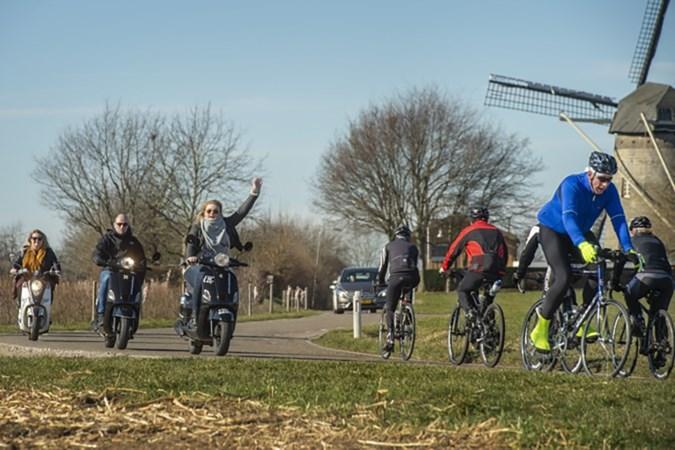Het Heuvelland na de pauzeknop: deur weer open voor alle verkeer of naar het Eifel-model?