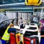 Autoproductie in Born met kwart gedaald in eerste drie maanden
