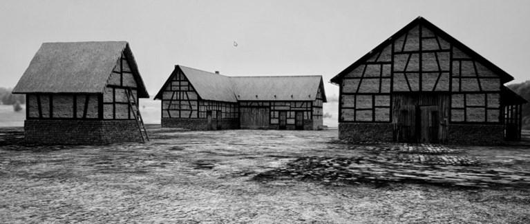 Drie boerderijen en een verdwenen molen