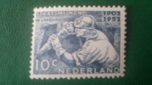 In 1952 waren mijnwerkers onze helden