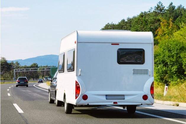 Politie stuit in Limburg op in Duitsland gestolen caravans