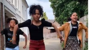 Nieuwe Instagram-hit: zusjes Mukanga uit Meerssen dansen op James Brown