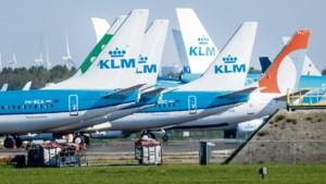 KLM schrijft dieprode cijfers door coronacrisis