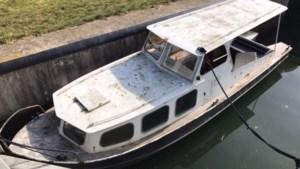 Rijkswaterstaat zoekt eigenaar 'Kleintje Boot'