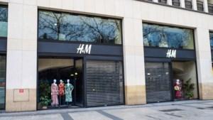 Verkopen H&M sinds maart met bijna 60 procent gekelderd