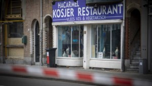 Verdachte vernieling Joods restaurant eerder voor zelfde opgepakt