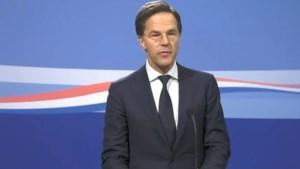 Premier Rutte tegen scholen: 'Geef legionella geen kans'