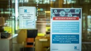 Ziekenhuizen Limburg blijven bezoek weren