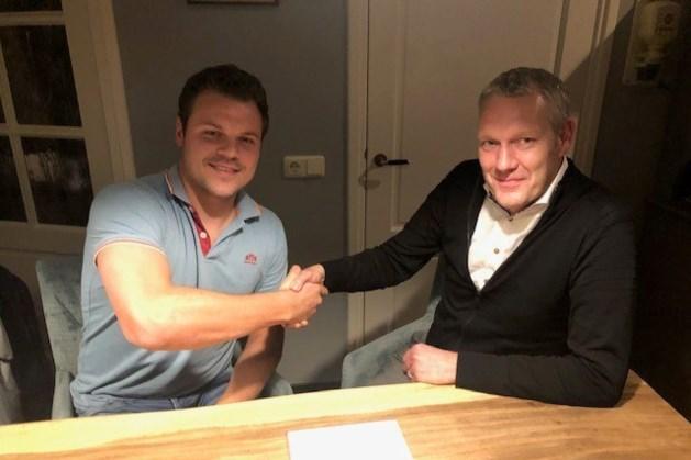 Onwillige knie maakt Chesron Geuns trainer van nieuwe fusieclub DFO'20