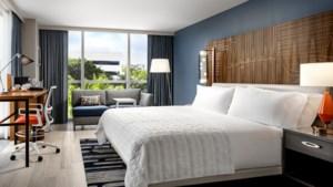 Vrijwel alle kamers in hotels Marriott leeg vanwege reisverboden